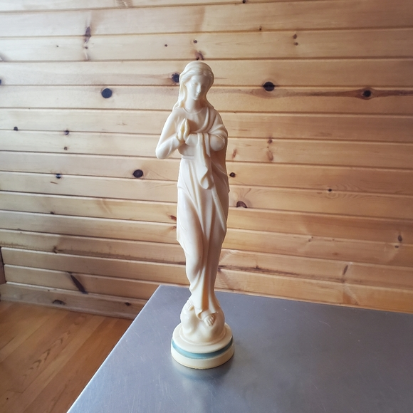 Vintage Statue of Mother Mary